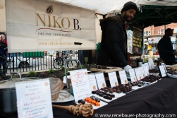 proud father: the chocolate guy named his business after his son
